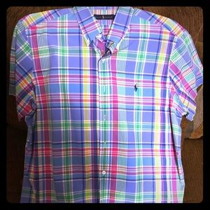 Men's polo Ralph Lauren short sleeve